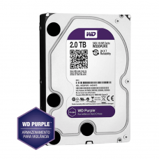 Hd 2TB Purple Western Digital Sata