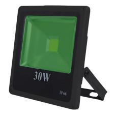 Refletor 30W Led  Verde