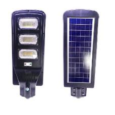 Refletor Solar 90w Led Poste Publico Branco Frio