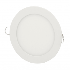 Plafon 25W Luminaria Embutir Led Branco Frio Redondo