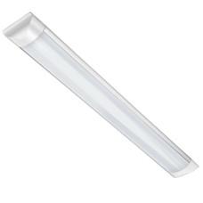 Plafon 0,60cm 20W Luminaria Sobrepor Led Branco Frio