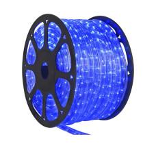 Mangueira Luminosa Led 100Mts Azul 220v