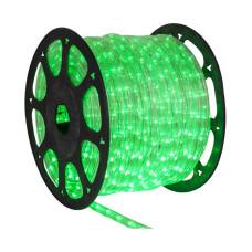 Mangueira Luminosa Led 100Mts Verde  220V
