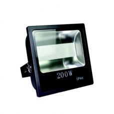 Refletor de LED 200w  Branco Quente